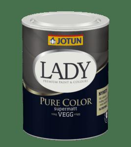 Jotun Lady purecolor