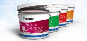 Biora balance färg från teknos